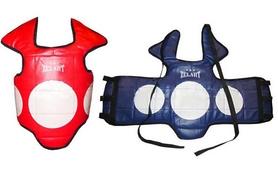 Защита груди и ключицы (жилет) ZLT ZB-8028 двухсторонняя - M