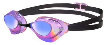 Очки для плавания Arena Aquaforce Mirror black-violet