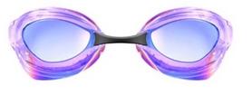 Фото 2 к товару Очки для плавания Arena Aquaforce Mirror black-violet