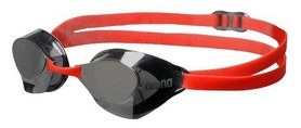 Очки для плавания Arena Aquaforce Mirror black-red