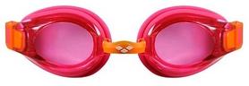 Фото 2 к товару Очки для плавания детские Arena Awt Multi orange-pink