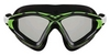 Маска для плавания Arena X-Sight 2 зеленая - фото 2