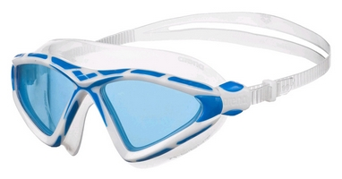 Маска для плавания Arena X-Sight 2 синяя