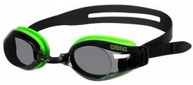 Фото 1 к товару Очки для плавания Arena Zoom X-Fit black-green