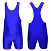 Трико борцовское, тяжелоатлетлетическое подростковое Combat Budo CO-238-BL синее - фото 1