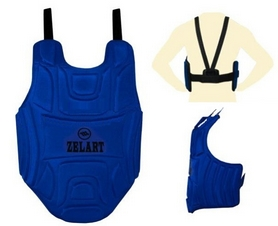 Распродажа*! Защита груди (жилет) ZLT ZB-4220, размер - XS