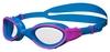 Очки для плавания Arena Nimesis Woman синие - фото 1