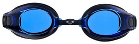 Фото 2 к товару Очки для плавания Arena Zoom Neoprene синие