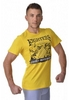Футболка Berserk Ukraine Fighter yellow - фото 2