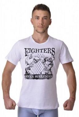 Футболка Berserk Ukraine Fighter white
