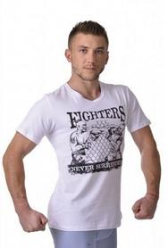 Фото 2 к товару Футболка Berserk Ukraine Fighter white