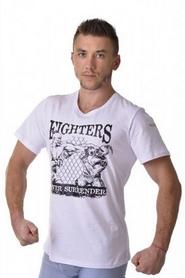 Фото 3 к товару Футболка Berserk Ukraine Fighter white