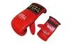 Перчатки снарядные Velo ULI-4005-R красные - фото 1