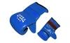 Перчатки снарядные Velo ULI-4003-B синие - фото 1