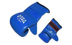 Перчатки снарядные Velo ULI-4003-B синие