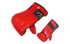 Перчатки снарядные Velo ULI-4004-R красные