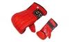 Перчатки снарядные Velo ULI-4004-R красные - фото 1