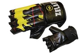 Перчатки снарядные (шингарты) ZLT ZB-4224-BK черные