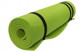 Коврик туристический (каремат) Sport 10 мм зеленый