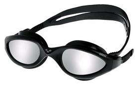 Очки для плавания Arena Imax Mirror серые