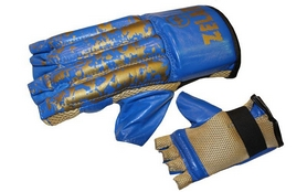 Фото 1 к товару Перчатки снарядные ZLT ZB-4226-B синие