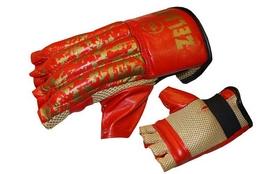 Перчатки снарядные ZLT ZB-4226-R красные