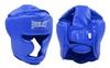 Шлем боксерский с полной защитой Everlast BO-4299-B синий - фото 1
