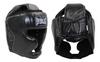 Шлем боксерский с полной защитой Everlast BO-4299-BK черный - фото 1