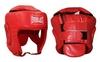 Шлем боксерский Everlast BO-4492-R красный - фото 1