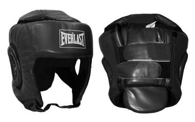 Распродажа*! Шлем боксерский Everlast BO-4492-BK черный