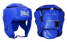 Фото 1 к товару Шлем боксерский Everlast BO-4492-B синий