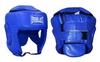 Шлем боксерский Everlast BO-4492-B синий - фото 1