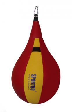 Груша боксерская набивная Sportko GP-4 (ПВХ) 70х52 см