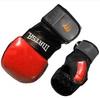 Перчатки для смешанных единоборств MMA Matsa ME-2011-R красные - фото 1