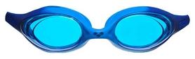 Фото 2 к товару Очки для плавания Arena Spider Junior синие