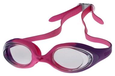 Очки для плавания Arena Spider Junior розовые
