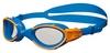 Очки для плавания Arena Nimesis оранжевые - фото 1