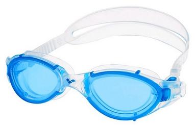 Очки для плавания Arena Nimesis голубые
