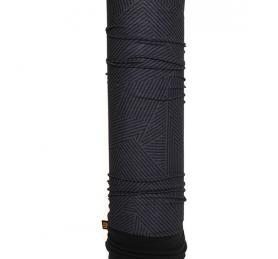 Головной убор зимний многофункциональный (Бафф) 5000 Miles Polylines Black
