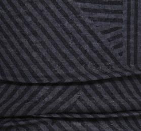 Фото 2 к товару Головной убор зимний многофункциональный (Бафф) 5000 Miles Polylines Black