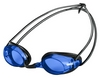 Очки для плавания Arena Pure синие - фото 1