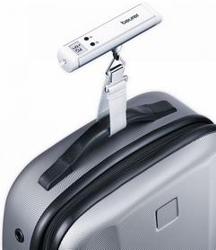 Фото 2 к товару Весы для багажа Beurer LS 10