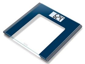 Весы стеклянные Beurer GS 170 Sapphire