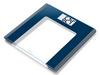 Весы стеклянные Beurer GS 170 Sapphire - фото 1