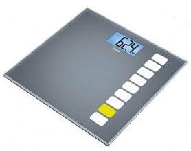 Фото 1 к товару Весы стеклянные Beurer GS 205 Sequence