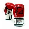 Перчатки боксерские Firepower FPBGA3 красные - фото 1