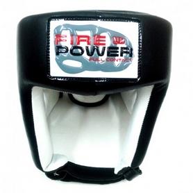 Фото 3 к товару Шлем для соревнований Firepower FPHG2 черный