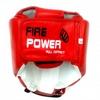 Шлем для соревнований Firepower FPHG2 красный - фото 3