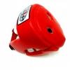Шлем для соревнований Firepower FPHG2 красный - фото 4