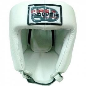 Фото 2 к товару Шлем для соревнований Firepower FPHG2 белый